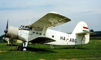 HA-ABG - Antonov An-2R [1G151-13] Balaton-Fenyves~HA 22/06/1996