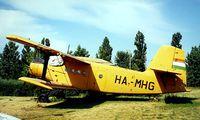 HA-MHG - Antonov An-2M [601220] Csepel~HA 16/06/1996