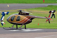 G-MLSN @ EGBJ - McDonnell-Douglas 369E [0357E] Staverton~G 30/06/2005