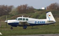 D-EARB @ EDWG - Taxi to parking - by Volker Leissing