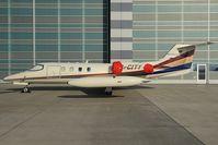D-CITY @ LOWW - Learjet 35