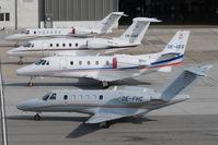 OE-FHC @ LOWW - Cessna 525A