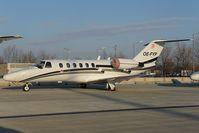 OE-FYP @ LOWW - Cessna 525A