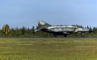 38 39 @ CYYR - decelerating after touchdown at CFB Goose Bay