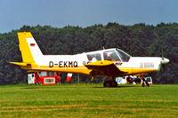 D-EKMQ @ EBDT - Zlin Z.43 [0026] Schaffen-Diest~OO 12/08/2000 - by Ray Barber