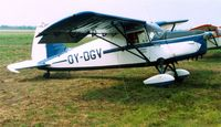 OY-DGV @ EKVJ - S.A.I. KZ.III U-2 [47] Stauning~OY 10/06/2000