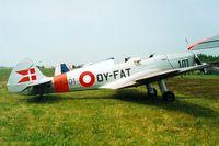 OY-FAT @ EKVJ - S.A.I. KZ.II Traener [109] Stauning~OY 10/06/2000