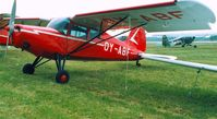 OY-ABF @ EKVJ - S.A.I. KZ.VII U-4 Laerke [164] Stauning~OY 10/06/2000