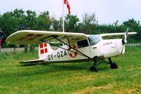 OY-DZA @ EKVJ - S.A.I. KZ.III U-2 [66] Stauning~OY 10/06/2000