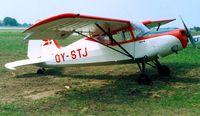 OY-STJ @ EKVJ - S.A.I. KZ.VII U-8 Laerke [199] Stauning~OY 10/06/2000