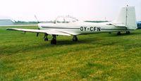 OY-CFN @ EKVJ - Piaggio FWP-149D [172] Stauning~OY 10/06/2000