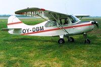 OY-DBM @ EKVJ - Champion 7FC Tri-Traveler [7FC-454] Stauning~OY 10/06/2000