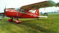 OY-ECR @ EKVJ - S.A.I. KZ.III U-2 [106] Stauning~OY 10/06/2000