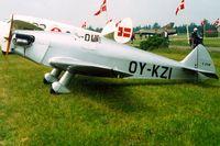 OY-KZI @ EKVJ - S.A.I. KZ.I (replica) [8605/2] Stauning~OY 10/06/2000