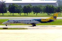 HS-PBE @ VTBD - Embraer ERJ-145LR [145597] (PB Air) Bangkok~HS 12/11/2005