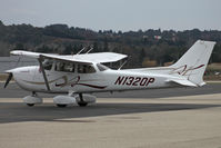N1320P @ LFMV - Parked - by micka2b