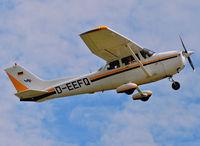 D-EEFQ @ BENSHEIM - Just airborne from Bensheim Airfield during Open Days at Bensheim - by Wilfried_Broemmelmeyer
