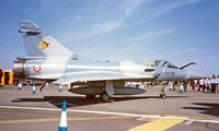122 @ EGVA - Dassault Mirage 2000C [405] (French AF) RAF Fairford~G 19/07/1997. Coded *12-YC* - by Ray Barber