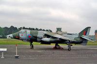 XV278 @ EDBG - BAe Systems Harrier GR.1 [Unknown] (RAF) RAF Gatow~D 15/05/2004