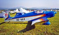 OE-AAX @ LFSG - Jodel D.95 Bebe [189] Epinal-Mirecourt~F 25/07/1998