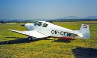 OE-CFW @ LFSG - Aerodifusion Jodel D.1190S Compostela [E.95] Epinal-Mirecourt~F 25/07/1998
