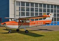 D-EGCS @ EDCG - Seen at Rugen Airfield. - by Wilfried_Broemmelmeyer