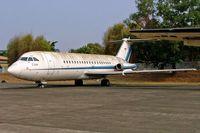 PK-TST @ WIHH - BAC 1-11 423ET One-Eleven [118] (Indonesia Air Transport) Jakarta-Halim~PK 25/10/2006