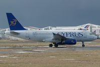 5B-DBP @ LFBD - Chalkanor Cyprus Airways - by Jean Goubet-FRENCHSKY