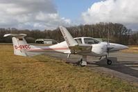 D-GVCC @ EBUL - Parked at Aeroclub Brugge. - by Stefan De Sutter