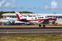 C-GCFZ @ TNCM - landing at sxm - by martial Dekker