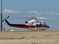 VH-EPK @ YMEN - Air Ambulance VH-EPK at the Air Ambulance base, Essendon.