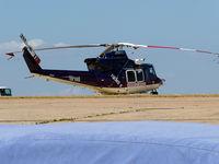 VH-VAO @ YMEN - VH-VAO at the Air Ambulance base at Essendon.