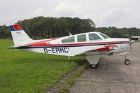 D-ERMC @ EBUL - Parked at Aeroclub Brugge. - by Stefan De Sutter