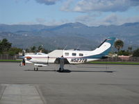 N527TB @ OXR - 1998 Piper PA-46-350P MALIBU MERIDIAN, one Lycoming TIO-540-AE2A 350 Hp, six seats, pressurized. - by Doug Robertson
