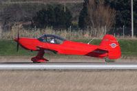 F-PDOL @ LFMV - Take off