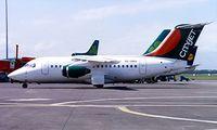 SE-DRH @ EIDW - British Aerospace BAe 146-100 [E1006] (Cityjet) Dublin~EI 15/05/1997