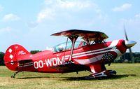 OO-WDM @ EBDT - Aerotek S-2A Special [2046] Schaffen-Diest~OO 17/08/2002