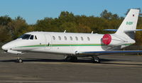 D-CCFF @ EGLK - German Citation Sovereign noted at Blackbushe on 25th October 2010 - by Michael J Duffield