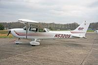 N53205 @ EBUL - Parked at Aeroclub Brugge. - by Stefan De Sutter