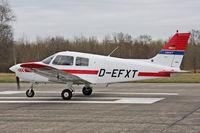 D-EFXT @ EBUL - Taking off rwy 07. - by Stefan De Sutter