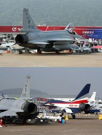 UNKNOWN @ ZGSD - Zhuhai Airshow 2012 @ Zhuhai Airport - by Dawei Sun