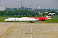 HS-OMA @ VTBD - McDonnell Douglas DC-9-82 [49439] (Orient Thai Airlines) Bangkok~HS 12/11/2005