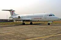 PK-HNP @ WIHH - Fokker F-28-4000 Fellowship [11216] (Gatari Air Service) Jakarta-Halim~PK 25/10/2006