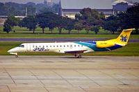 HS-PBF @ VTBD - Embraer ERJ-145LR [145607] (PB Air) Bangkok~HS 12/11/2005