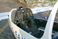 D-EAND @ EBUL - Cockpit view. - by Stefan De Sutter