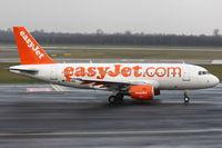 G-EZAM @ EDDL - EasyJet, Airbus A319-111, CN: 2037 - by Air-Micha