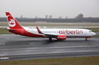 D-ABMG @ EDDL - Air Berlin, Boeing 737-86J (WL), CN: 37768/4118 - by Air-Micha
