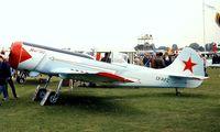 LY-AFZ @ EGTC - Yakovlev Yak-50 [842706] Cranfield~G 04/07/1998