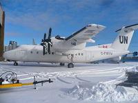 C-FWYU @ CYTZ - At Trans Capital Air apron, Billy Bishop Toronto City Airport (CYTZ). - by Len Preskow