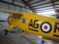 CF-DRE - Noorduyn Norseman VI at the British Columbia Aviation Museum, Sidney BC - by Ingo Warnecke